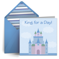 Royal Birthday Wishes card image