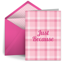 Pretty in Pink card image