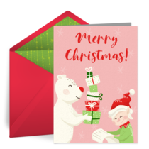 Cheerful Gifts card image