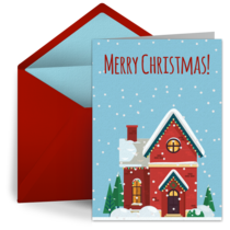 Winter House card image