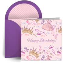 Free Kids Birthday Cards Happy For ECards Greeting
