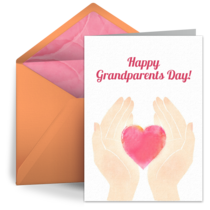 Free Grandparents Day Ecards National Grandparents Day Cards Happy