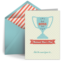 graphic relating to Bosses Day Cards Printable referred to as Nationwide Bosss Working day Playing cards, Greeting Playing cards, Bosss Card