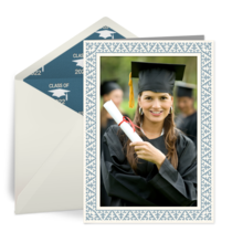 Grad Photo Frame card image