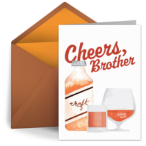 Brother's Day Cocktails card image