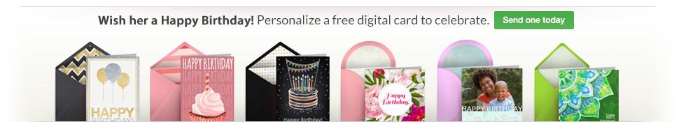 Free ECards Birthday Holiday