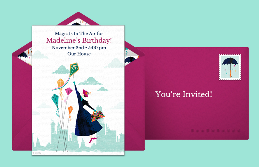 Plan a Mary Poppins Returns Party!