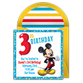 Mickey 3rd Birthday